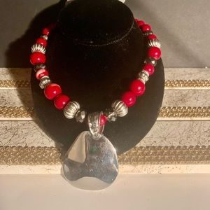 Jules B Statement Necklace NWT